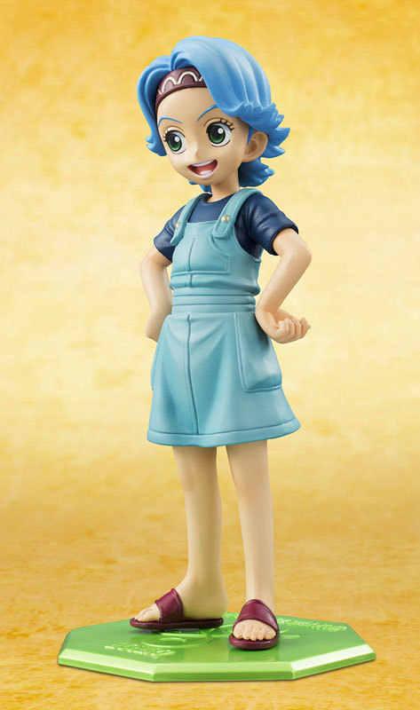 11 cm ONE PIECE ONEPIECE Nojiko Infância ver. Dos Desenhos Animados Anime PVC Action Figure Modelo Brinquedos Bonecas presente de natal frete grátis