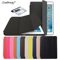Official 1 1 Magnetic Filp Smart Stand Cover Leather Cases For IPad Pro 10 5 Inch
