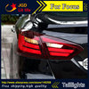 Car Styling Tail Lights For Ford Focus 2012 LED Tail Lamp Rear Trunk Lamp Cover Drl