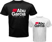Gildan New ABU GARCIA *FOR LIFE Fishinger Reel men t shirt