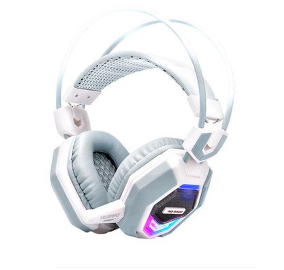 Kõrgeima kvaliteediga Stereo LED Shinning Gaming kõrvaklapid - Kaasaskantav audio ja video - Foto 2