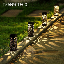 Светодиодный светильник на солнечной батарее для украшения сада, лампа для лужайки, уличный светильник для дома, лампа с датчиком, водонепроницаемый уличный светильник на солнечной батарее, светильник на солнечной батарее s