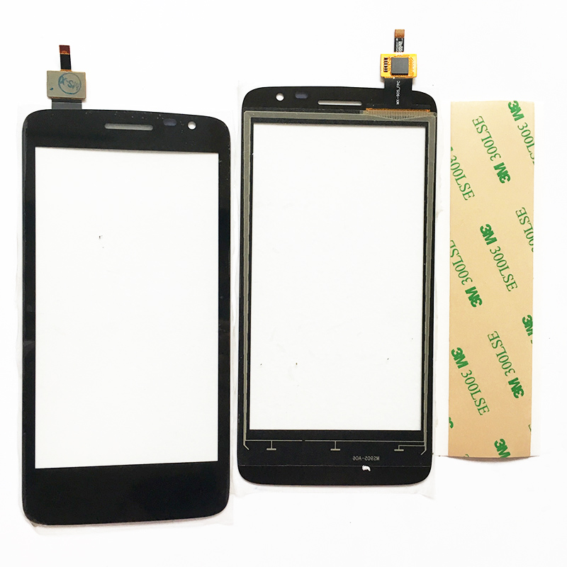 New 5 For Prestigio MultiPhone PAP 3501 DUO PAP3501 touch Screen Panel Glass With Digitizer Replacement