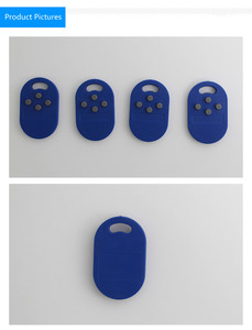 Image 3 - RFID Mehrere Keyfob 4 oder 5 in 125khz T5577 EM Beschreibbar IC 13,56 Mhz M1k S50 UID veränderbar CUID komplexe Keychain Tag
