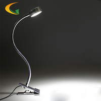 Free Shipping Students Learn Creative Eye Lamp Led Reading Dormitory Desk Lamp Bedroom Bedside Lamp Stitch