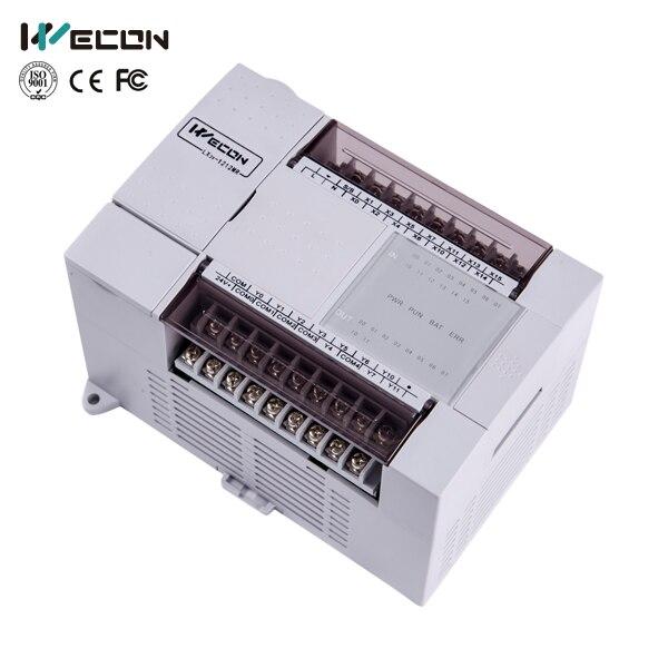 LX3V-1412MT4H-A 26 points wecon PLC apply in injection molding machine wecon 60 points plc support rtu modem lx3vp 3624mr2h a