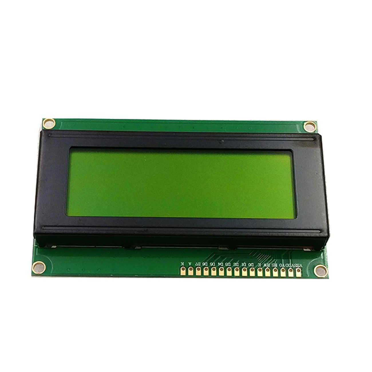 1 pièces Smart Electronics LCD Module LCD moniteur affichage 2004 2004 20*4 20X4 5V bleu caractère/vert écran rétro-éclairage