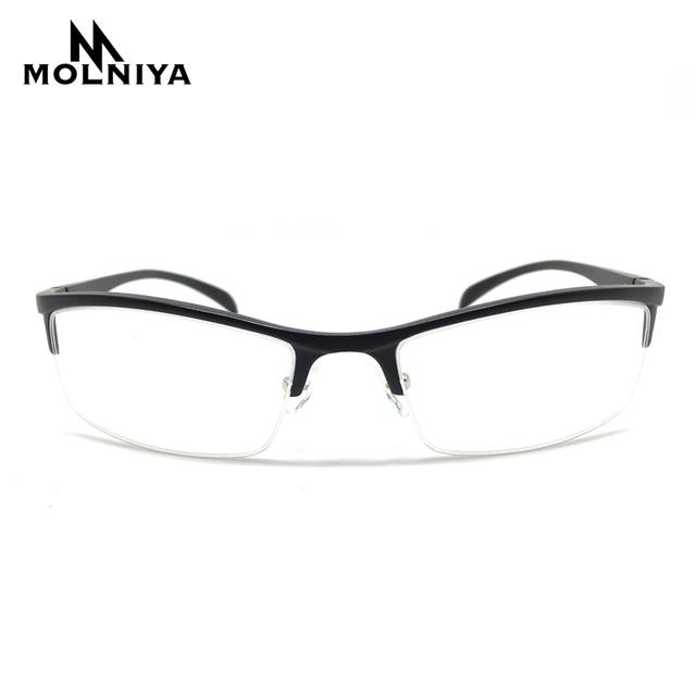 MOLNIYA New Metal Glasses Frame Optical Eyeglasses Frame Classic ...