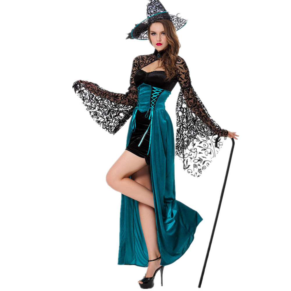 Popular Sexy Witch Costumes-Buy Cheap Sexy Witch Costumes lots ...