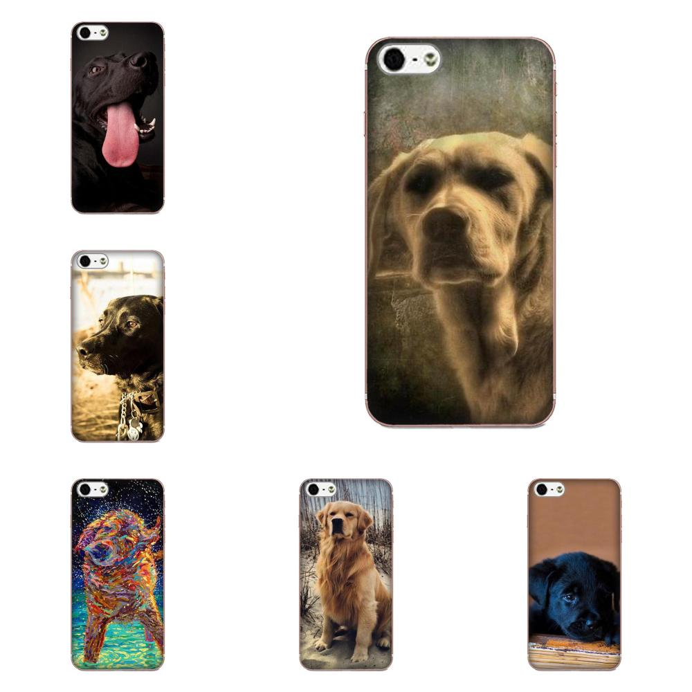 Special Offer <font><b>Vertical</b></font> Phone <font><b>Case</b></font> For <font><b>Xiaomi</b></font> Redmi <font><b>Mi</b></font> Note 7 <font><b>8</b></font> 9 SE Pro Lite Go Play Puppy Labrador Retriever Dog image