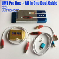 2019 Newest 100% Original UMT Pro BOX UMT+Avengers 2in1 Box with 1 USB Cables + ALL Boot cable