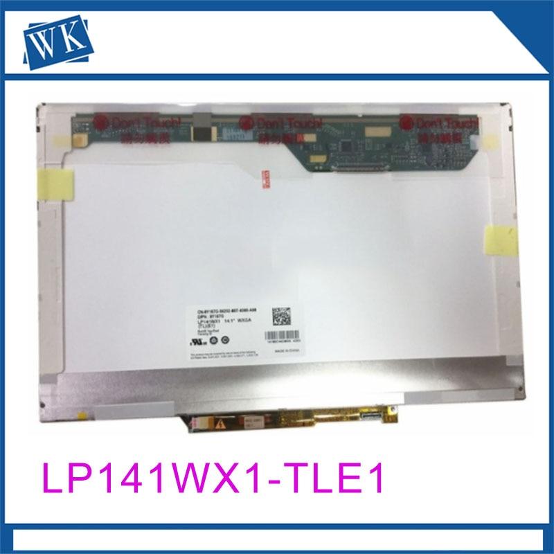 Free shipping LP141WX1-TLE1 LP141WX1-TL01 LP141WX3-TLQ3 LTN141AT10 B141EW03 V.0 N141I1-L01 Laptop lcd screen 1280*800 EDP 30pinsFree shipping LP141WX1-TLE1 LP141WX1-TL01 LP141WX3-TLQ3 LTN141AT10 B141EW03 V.0 N141I1-L01 Laptop lcd screen 1280*800 EDP 30pins