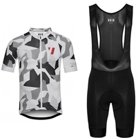 Pro Team VOID Cycling Kit 2017 Short Sleeve Jersey And Bib Shorts Sets Summer Quick Dry