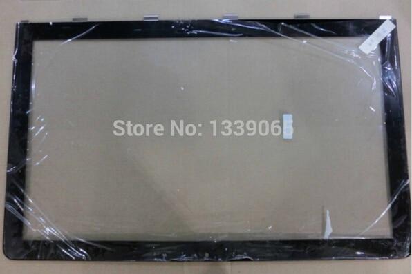 "Nova Tela de Vidro Frontal Para iMac 27 ""A1312 LCD Frontal de Lente de Vidro Da Tela 2009 2010 ano"