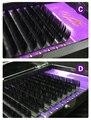 Maquillaje individual pestañas de extensión de pestañas de visón pestañas falsas falsas natural pestañas cilios posticos faux cils wimpers herramientas