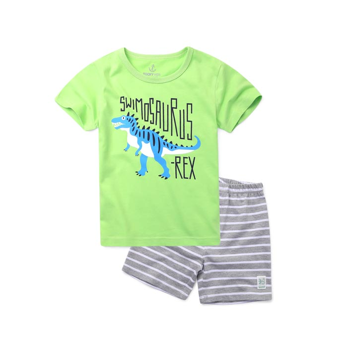 GIRL Boys Clothing Set Summer Style Children Clothing Kids T shirt+ Pants 2pcs Boys Suit Sport Toddler Clothing BX1728