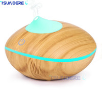 TSUNDERE L 2017 New Essential Oil Diffuser Aromatherapy Air Humidifier Remote Control Touch Essential Oil Aromatherapy