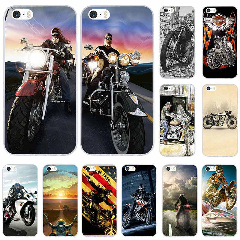 496fa66190886a Soft TPU Silicone Mobile Phone Cases Clear Cover for iPhone 7 6 6s Plus X SE