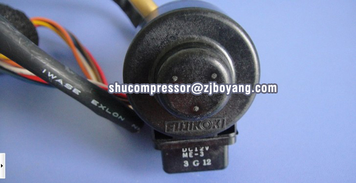 Heat pump air conditioner spare parts of electronic expansion valve COIL
