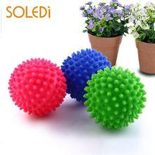1 шт. пластмассовые шарики для более быстрой стирки, без химикатов, для стирки, для размягчения, для мытья одежды, для очистки домашнего продукта, принадлежности для стиральной машины