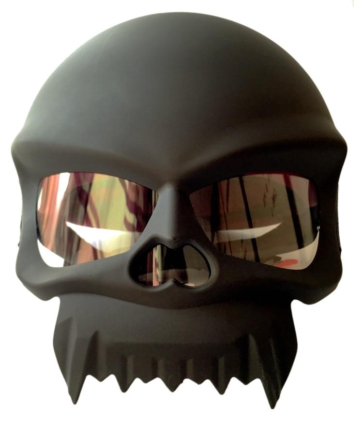 2016 Punk Style Motorcycle Helmet Chopper Motorbike helmet Better KTM Helmet Casco Masei 429