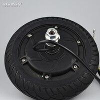 24V 36V 48V 8Inch Electric Wheel Hub Motor 350W Brushless Non Gear Hub Motor For Electric Scooter e Bike Motor Wheel 8