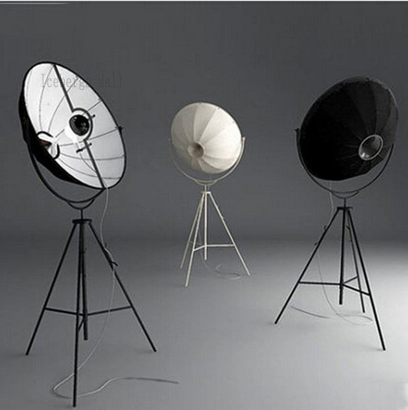 fortuny photography floor lamp modern satellite studio. Black Bedroom Furniture Sets. Home Design Ideas