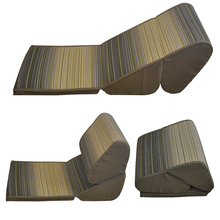 Chaise-Chair Tatami-Floor-Seating Lazy-Sofa Meditation Folding Japanese Yoga Zaisu Collapsible