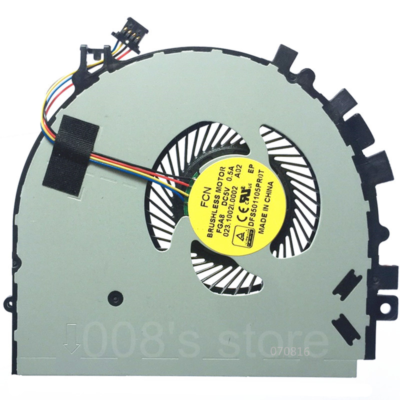 New Lenovo Ideapad S41-35 S41-70 AM S41-75 Cooling fan FGA8 DFS501105PR0T