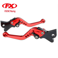 Fx Cnc Motorcycle Brake Adjustable Aluminum Brake Clutch Levers For BENELLI TNT 125 2016 Levers For