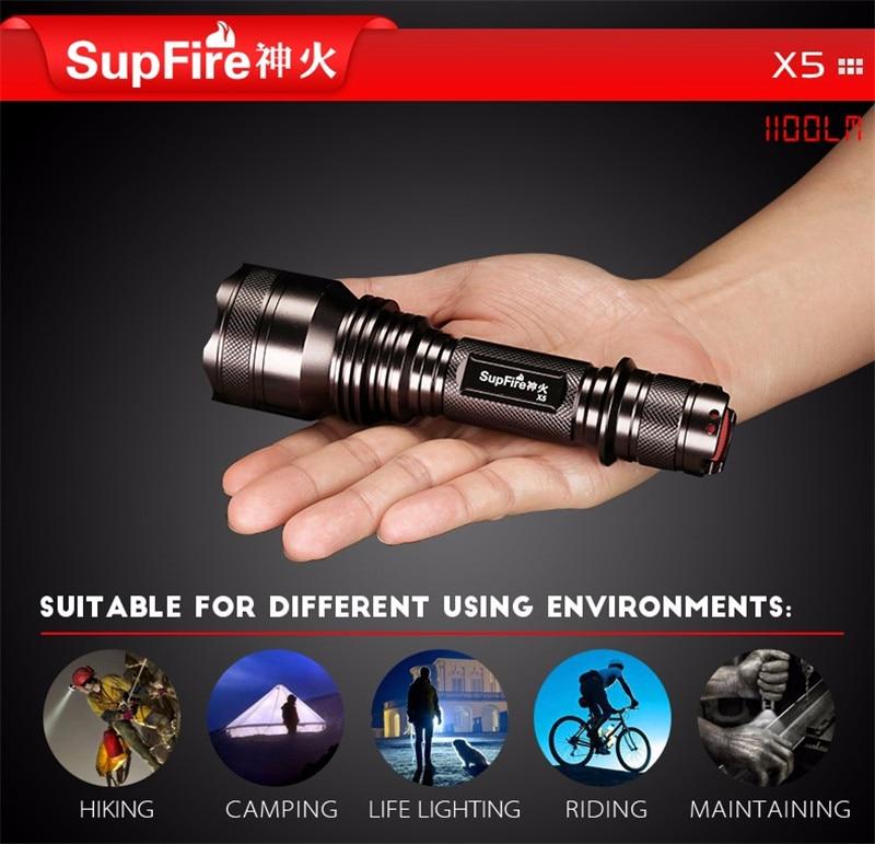 led flashlight 11