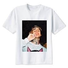 Summer Hot New Rapper Lil Peep Tshirt Men Rap Hiphop Lil. Peep  Men Cool T-shirt Print Tee Hip Hop Tops T Shirt Male Female