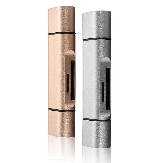 Универсальный Все в 1 Кард-Ридер USB 3.1 Type-C Для Micro USB 2.0 TF SD Card Reader USB 3.0 Адаптер Для Планшетных Ноутбуков компьютеры