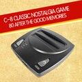 HAMY NES juegos de Televisión de calidad Superior + SEGA Genesis/MD 2in1dual compacto sistema de consola de juegos/cartucho de apoyo rom juego original