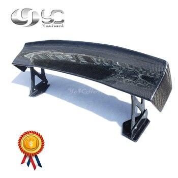 Car-Styling Carbon Fiber GT Wing Spoiler Fit For 2006-2011 E92 & E92 M3 VS Style Rear GT Wing Spoiler