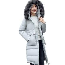 2016 winter Long New Down Women Jacket Lengthen Slim Belt Coat Real Fox Collar Thick Big size warm hoodies