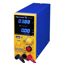 MECHANIC MT20-D3 DC regulated power supply Power 4 bit digital display Adjustable 0-20V 0-3A Laboratory Test Power Supply USB saike 1503d dc regulated power supply 15v 3a regulated adjustable laboratory power supply with usb interface