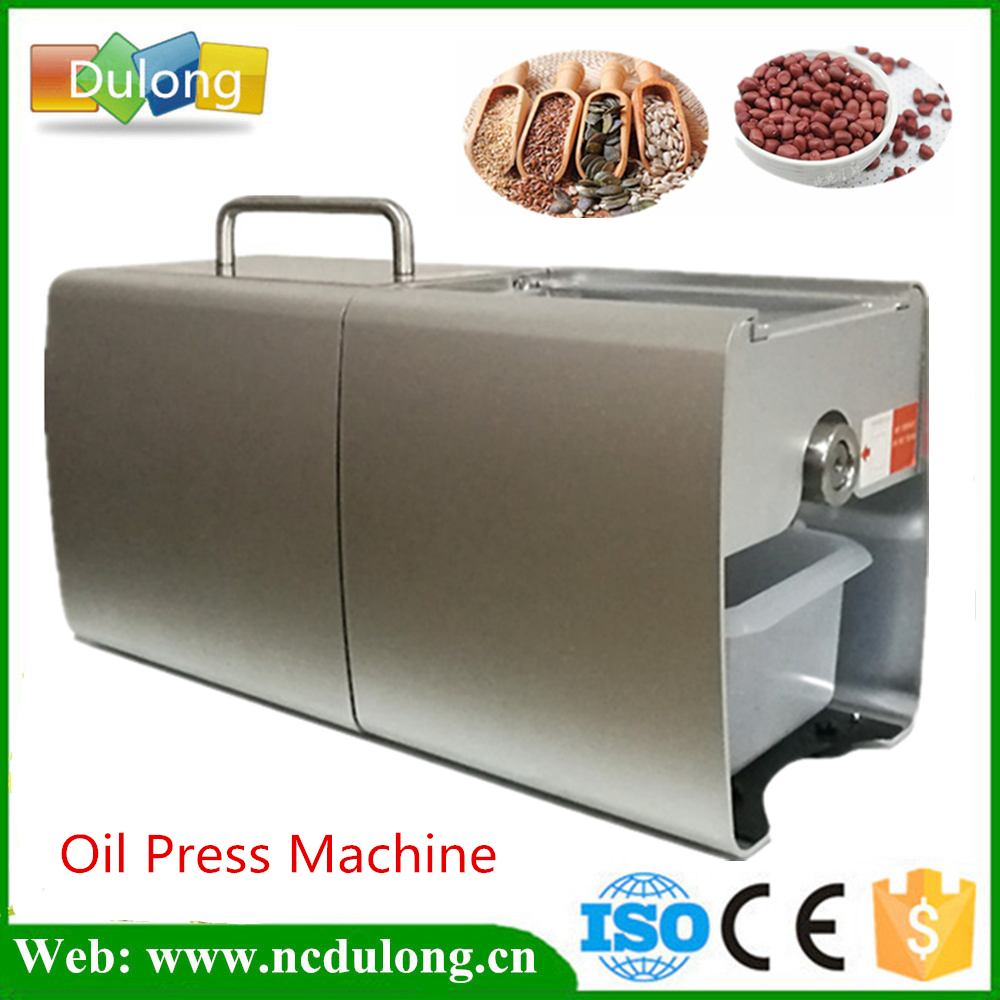 Automatic Hot Cold Press Oil Press Oil Extractor Expeller Press Machine Stainless Steel Nut Oil Press Machine brand new cold oil press machine coconut peanut automatic small home seed nut presser extractor expeller high oil extraction