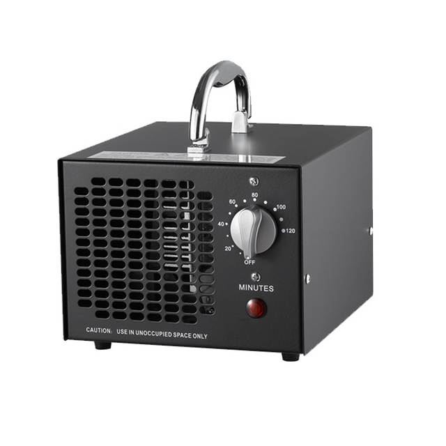 US $86 4 10% OFF|Enerzen Commercial Ozone Generator 3500mg Industrial O3  Air Purifier Deodorizer Sterilizer (3500mg Black)-in Air Purifiers from  Home