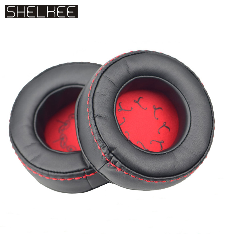 SHELKEE Replacement EarPads Cushion Ear Cover For Sony MDR-DS7000 DS7100 DS600 DS6500 RF6000 CD470 MA300 Headphones Repair Parts