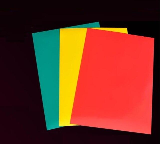 Color Label Sheets