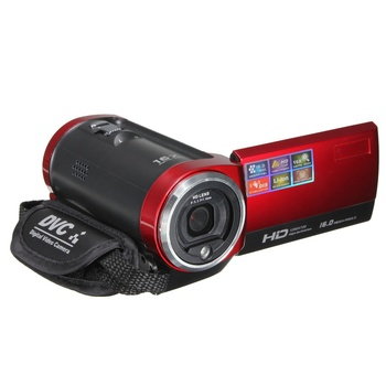 Portable HD 720P 16MP Digital Video Camcorder Camera DV 2.7'' TFT LCD 16X ZOOM Professional