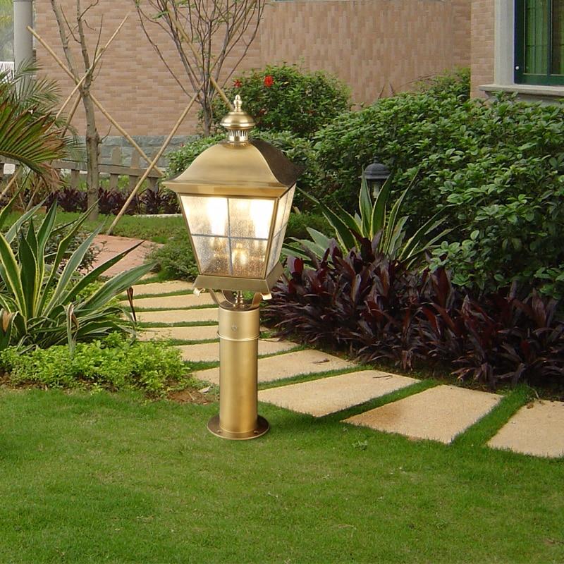 Europe Style Villa Garden Porch E14