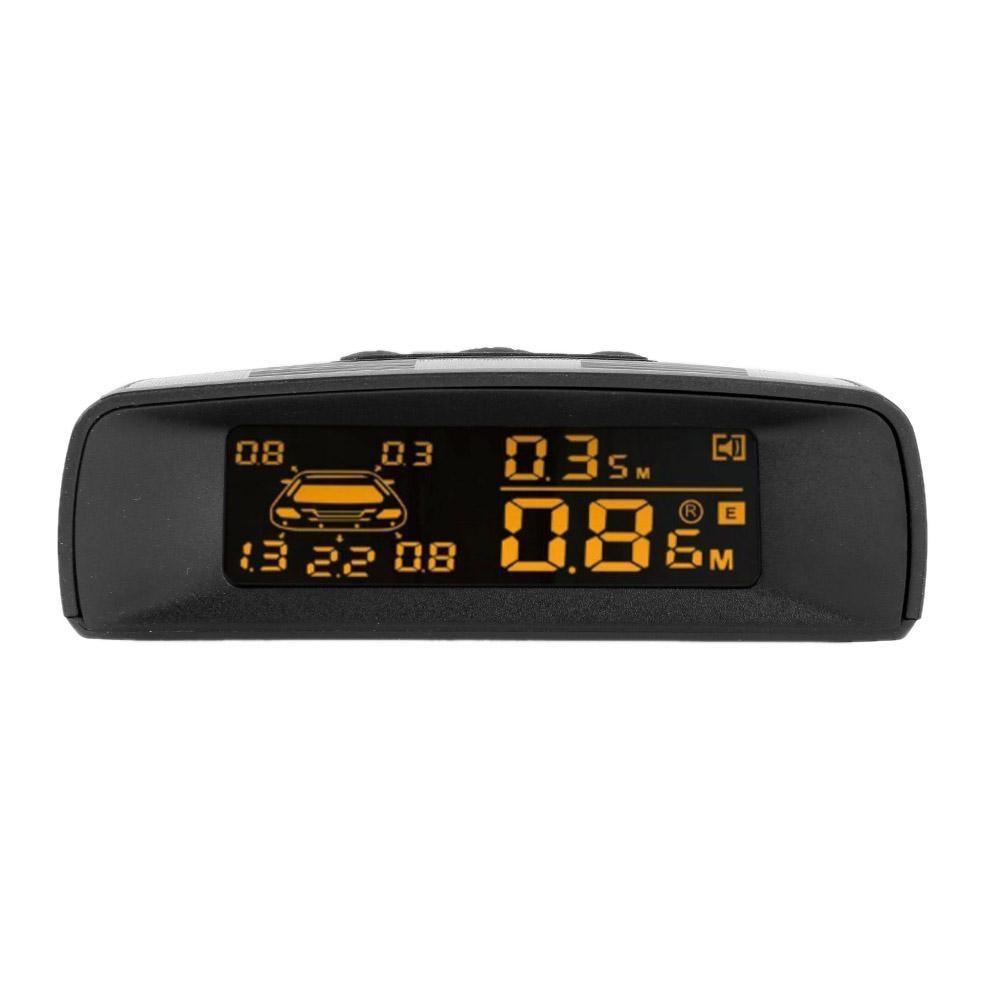 цена на Full Digital Distance Display Reversing Radar LCD Car Parking Sensor Kit A10 With 4/6/8 Probes Parking Sensor