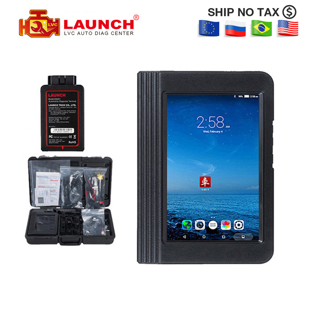 Launch X431 V 8inch Wifi Bluetooth Diagnosis tool Full System X 431 V auto Scanner Support
