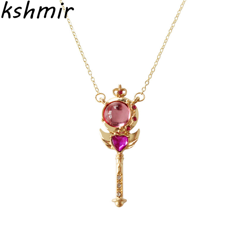 2018 women fashion necklace charm ladies fashion necklace delicate pendant necklace party party gift