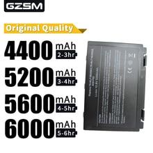 HSW Laptop Battery For Asus K50AB K70 A32-F52 F82 K50I K60IJ K61IC K50C K50ID k50IE K50IL battery K50IP K50X K51A K51AB