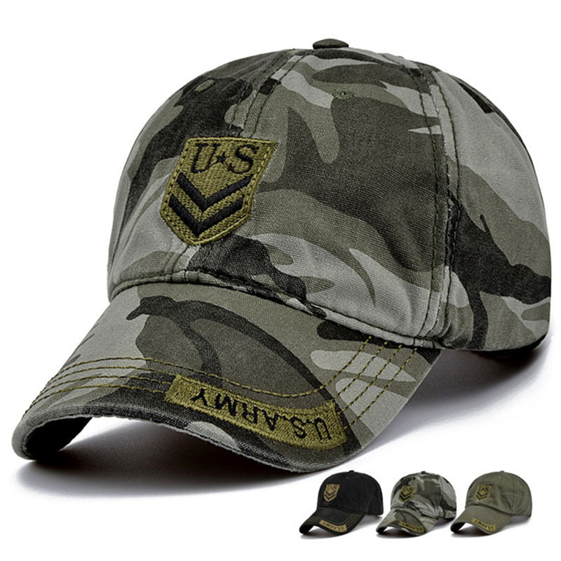 TUNICA 2017 Newest US Air Force One Mens Baseball Cap Sports Tactical Caps High Quality Navy Seal Army Camo Snapback Hats
