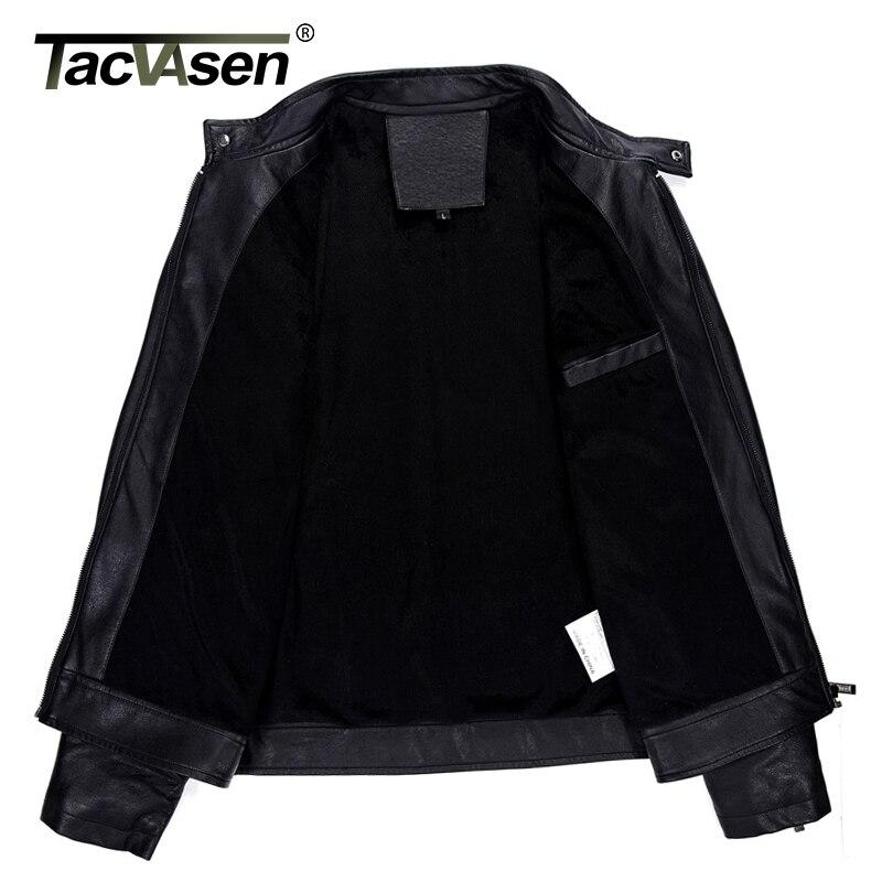 Black Tacvasen Td 001 Army Moto Blouson Hiver Tactique Cuir Militaire qzqq En Hommes Us Épais brown Veste Pilote Manteaux frfwqT