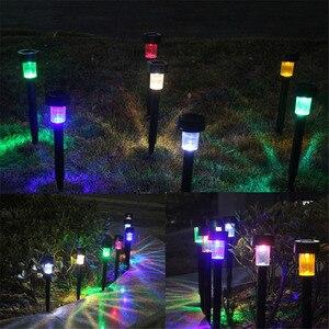 5PCS 10PCS Solar Garden Light